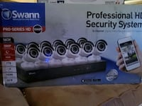 Swann pro security system Front Royal, 22630