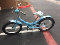 toddler's blue and pink bicycle San Diego, 92127