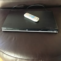 dvd player Toronto, M9A 4R7