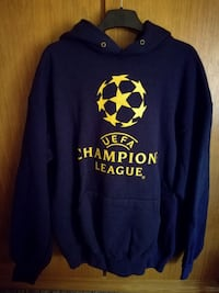 Sudadera Champions League 6417 km