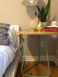 Bed side table - custom made Toronto, M6G 2Y9
