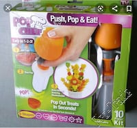 Pop Chef.  No box.