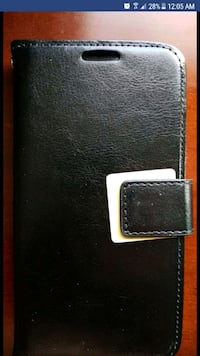 black leather bi-fold wallet Chestermere, T1X 1W2