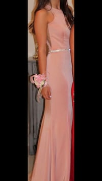 Blush pink formal gown  Pascagoula, 39567