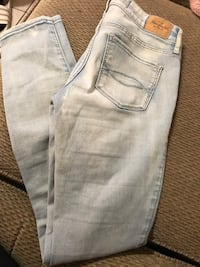 Abercrombie & Fitch Jeans size 28 Brownsville, 78526