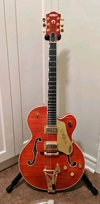 Like New Open Box Gretsch 6120TFM Guitar Mississauga, L5C 2M5