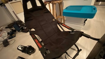 Playseat Challenge Sim Racing seat.