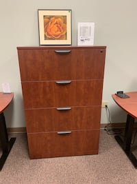 Cherry Locking Lateral File