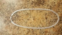 925 Silver Chain Necklace - 20 cm length Calgary