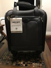 Brand new Delsey luggage carry on