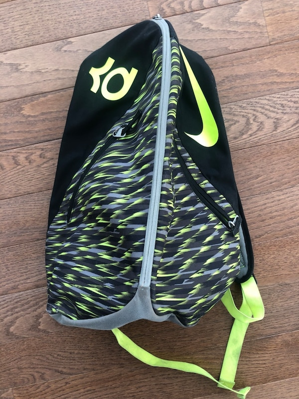d79aa799c9c Used NIKE basketball bag - Slightly Used for sale in East Brunswick ...