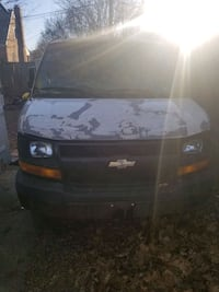 2006 Chevrolet Express Cargo 2500 Work Van HD Baltimore