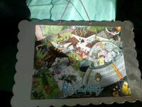 Rick and morty puzzle East Peoria, 61611