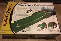 Putt Like a Pro! Electronic Golf Training System Germantown, 20876