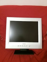 monitor de pc gris Airis