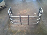 grey and black truck bed extender Biloxi, 39532