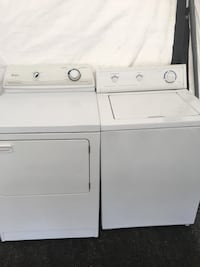 Very good working washer and dryer Calgary, T2X 1E5