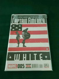 Captain America White set