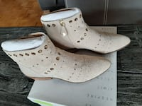 Geox D Kennity C Suede Ankle Boots Sizes 8 & 10 Toronto