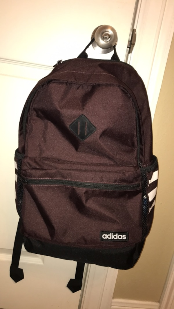39847e36804 Used Adidas Maroon Booksack.  USED 1 WEEK  perfect condition for sale in Baton  Rouge - letgo