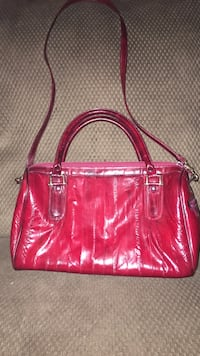 Eel skin Red leather so nice Roanoke, 24019