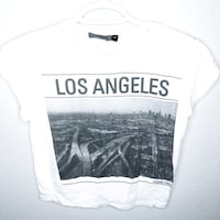 Los Angeles Crop Top Urban Outfitters  San Jose, 95111