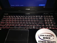 black and gray HP laptop Collinsville, 74021