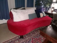 Red couch Irving, 75038