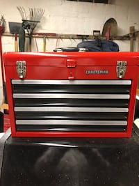 Vintage Craftsman Portable Chest Chevy Chase, 20815