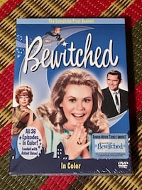 Bewitched Season One new and sealed Toronto, M2M 4G6