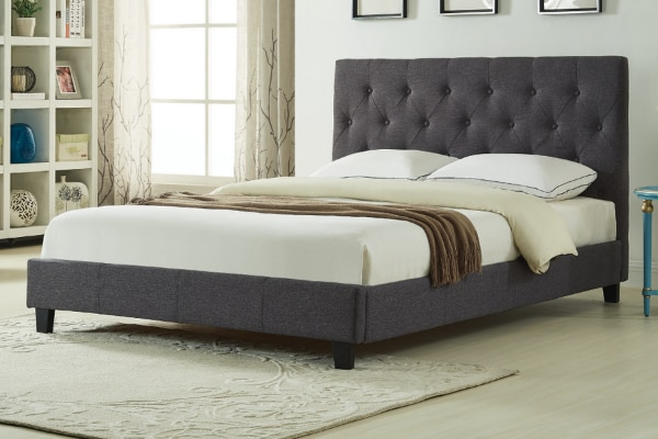 Beautiful New Platform Bed! ON SALE at Canada's Sleep Paradise! 8c9df016-10c4-4867-bc9e-bfb4df1a55e9