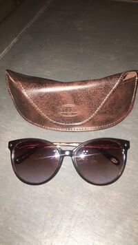 Brown Fossil Cat Eye Sunglasses w Case Indianapolis, 46239