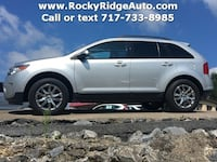 2014 FORD EDGE SEL AWD ONLY 30000 MILES NAVIGATION REVERSE CAMERA Ephrata, 17522