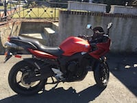 Yamaha fz6 2006 black and red. Message for more info. Brand new tires and serviced at the end of 2017  Matching helmet $100 extra Pelham Manor, 10803