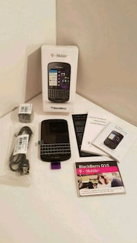 New Blackberry Q10 556 km