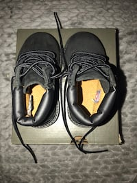 Toddler black size 5 premium timberland boots Chicago, 60611
