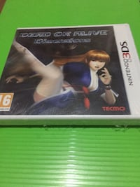 Dead or Alive Dimensions 3ds 0 oyun 9120 km