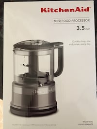 Kitchen Aid Food Processor Bethesda, 20814