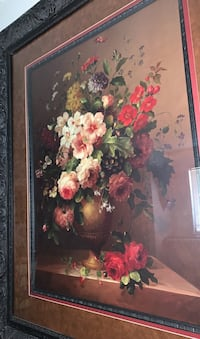 Beautiful floral framed Painting  Grand Junction, 81507