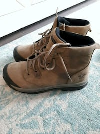 Ladies Dakota Work Boots Size 10 Toronto, M4R 0A2