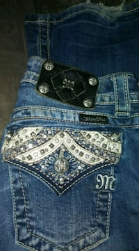blue Miss Me denim bottoms Bakersfield, 93309