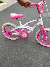 Hello Kitty Children Bicycle