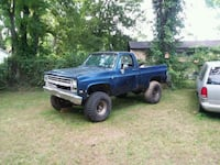 blue single cab pickup truck Chattanooga, 37406