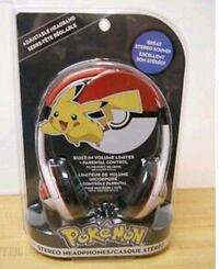 Pokemon Headphones Toronto