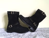 Jimmy Choo Suede Booties Richmond Hill, L4S 1G8