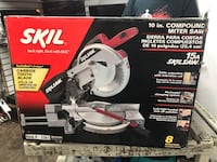 Miter Saw , Tools-Power Skil In Box!  .. Negotiable Brand New in Box Baltimore, 21217