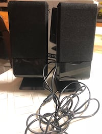Onn Amplified speakers - used only once Reno, 89512