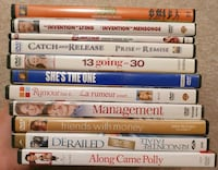 Movie Lot 17 - Jennifer Aniston / Jennifer Garner Calgary, T2Z 4W6