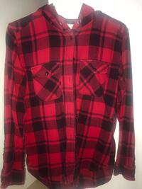 Aritzia plaid, size small Surrey, V3V 5E8