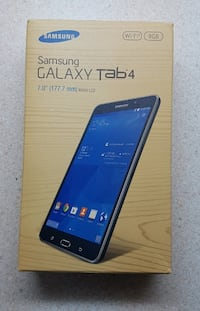 Samsung Galaxy Tab 4,  7 inch screen Mississauga